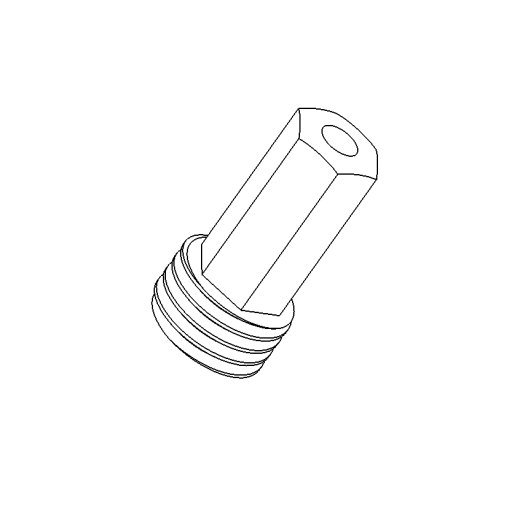 No. 18 - Adjustment screw
