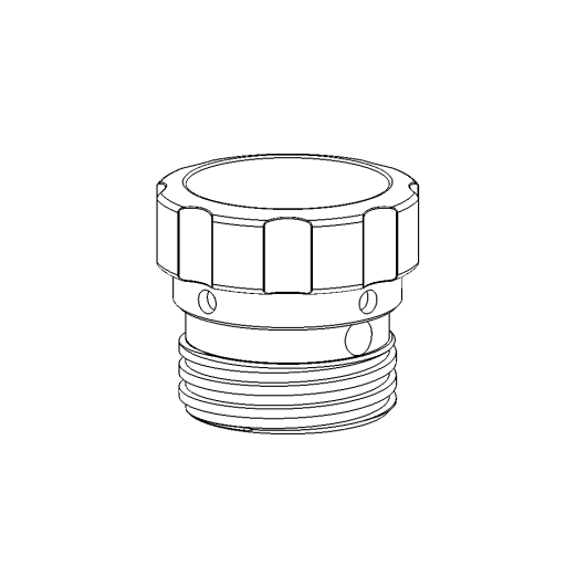 No. 128 - Adjustment knob