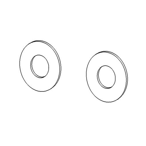 No. 68 - Bearing washer (2pcs)