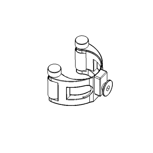 No. 117 - Counter weight assy