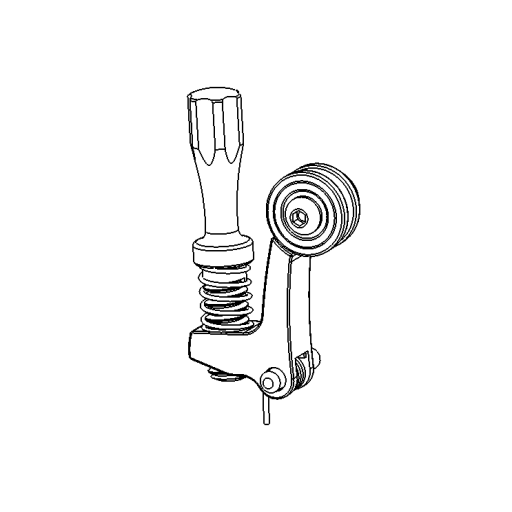 No. 44 - Needlebar retainer assembly