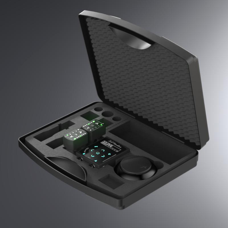 TPS-500 X2 Kit for Scorpion 2 Batt