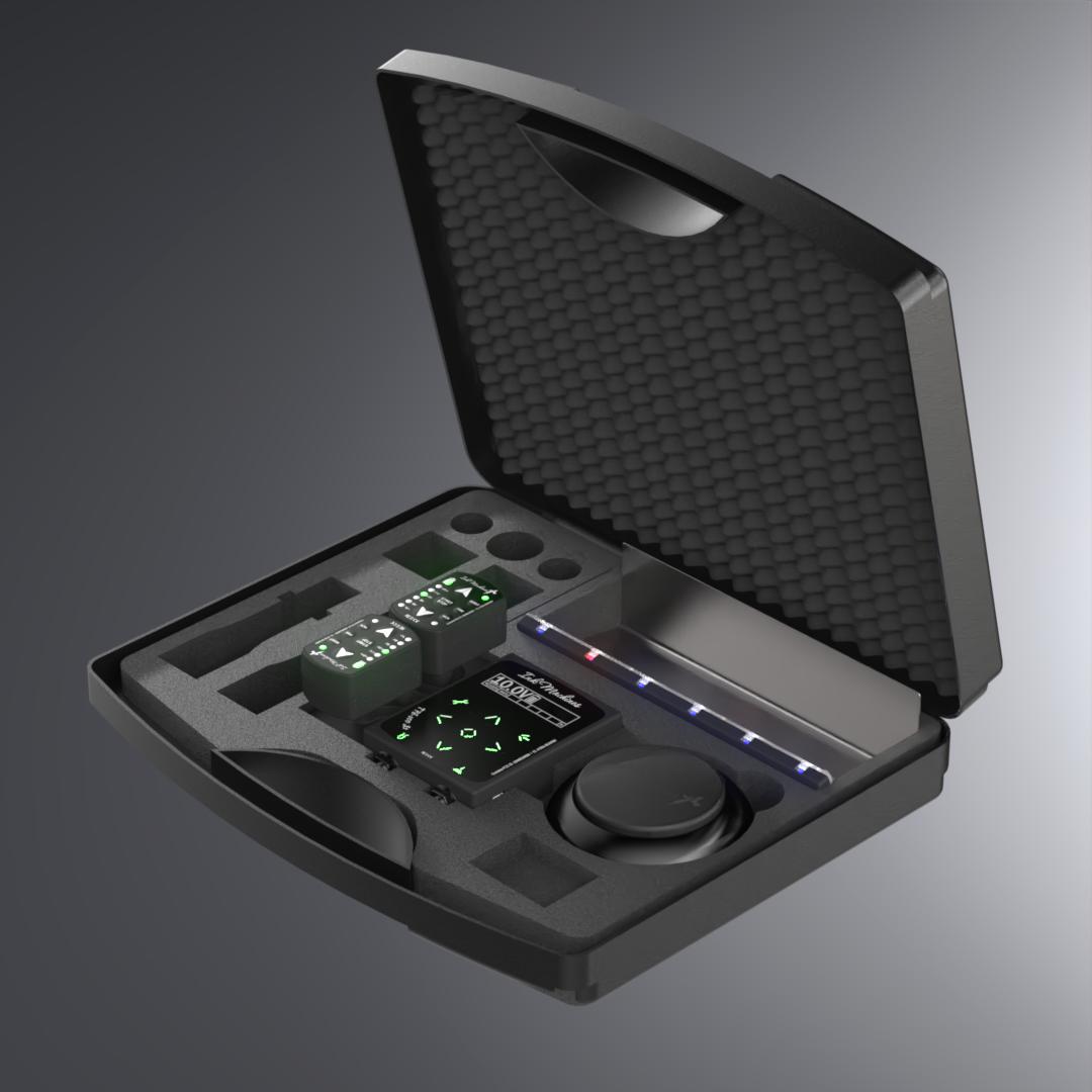 TPS-500 X2 Kit for Scorpion 2 Batt +Neorail