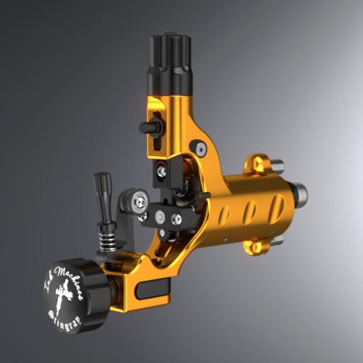Stingray X2 - Blazing gold